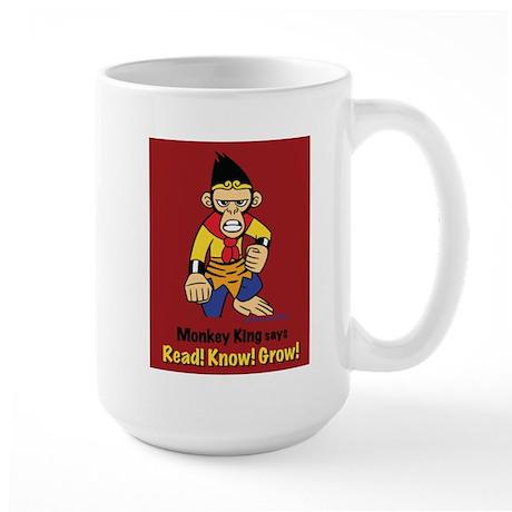 Monkey King Large Mug