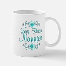 Hugs Nannies Mug