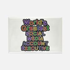 World's Greatest SOCIAL MEDIA ACCOUNT EXECUTIVE Re