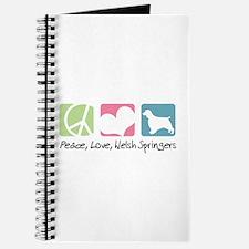 Peace, Love, Welsh Springers Journal