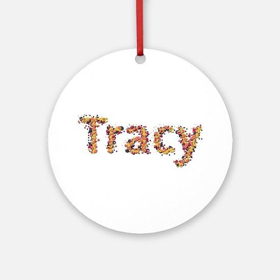 Tracy Fiesta Round Ornament