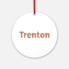 Trenton Fiesta Round Ornament