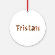 Tristan Fiesta Round Ornament