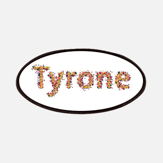 Tyrone Fiesta Patch