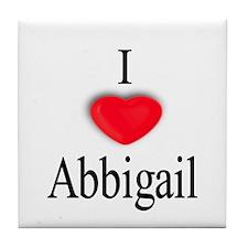 Abbigail Tile Coaster