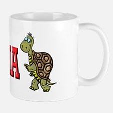 Walking Turtle YBYSAIA Mug