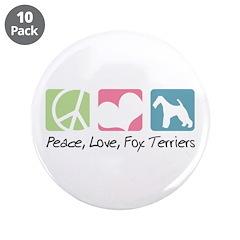 Peace, Love, Fox Terriers 3.5