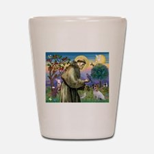 Funny Francis Shot Glass