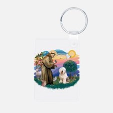 St.Francis #2/ Old English (# Keychains