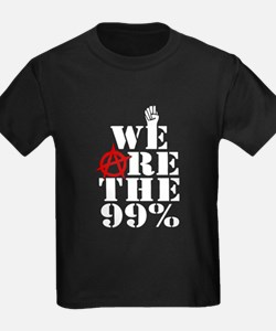 We Are The 99% -- Occupy Wall Street T