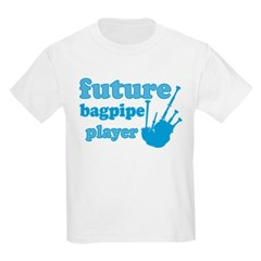 Future Bagpipe Player T-Shirt