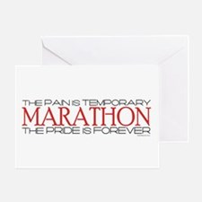 Marathon - Pride is Forever Good Luck Card