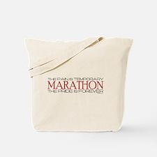 Marathon - Pride is Forever Tote Bag