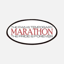 Marathon - Pride is Forever Patches