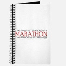Marathon - Pride is Forever Journal