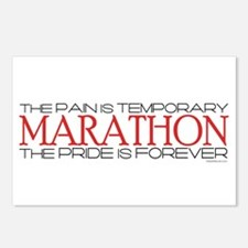 Marathon - Pride is Forever Postcards (Package of