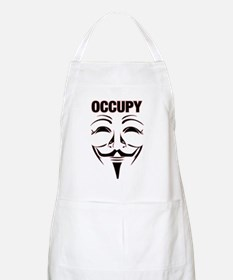 OCCUPY WALL STREET Apron