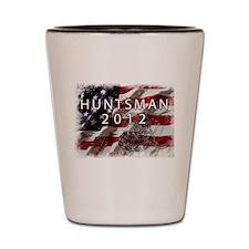 Huntsman 2012 Shot Glass