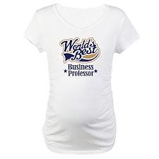 Business Professor Gift Shirt