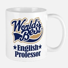 English Professor Gift Mug