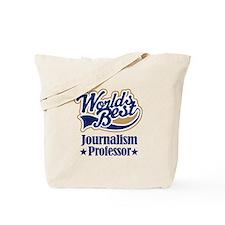 Journalism Professor Gift Tote Bag