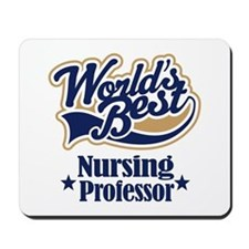 Nursing Professor Gift Mousepad
