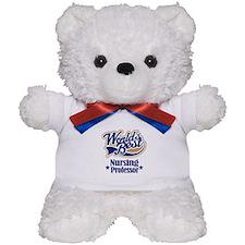 Nursing Professor Gift Teddy Bear