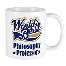 Philosophy Professor Gift Small Mug