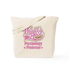 Psychology Professor Gift Tote Bag
