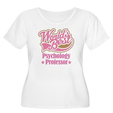 Psychology Professor Gift Women's Plus Size Scoop