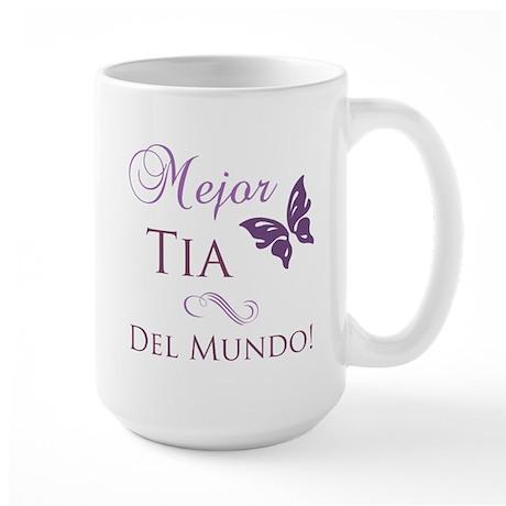 Best Aunt Large Mug