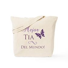 Best Aunt Tote Bag