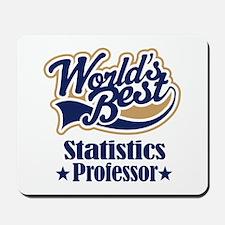 Statistics Professor Gift Mousepad