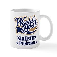 Statistics Professor Gift Mug