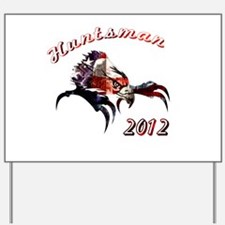 Huntsman 2012 Yard Sign