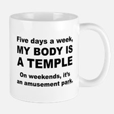 Temple Mug
