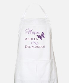 World's Best Grandma Apron