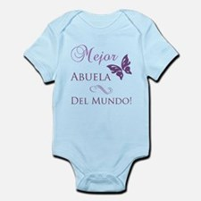 World's Best Grandma Infant Bodysuit