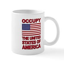 Occupy The United States of America Mug