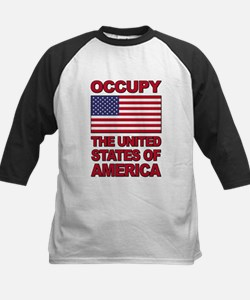 Occupy The United States of America Tee