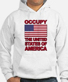 Occupy The United States of America Hoodie