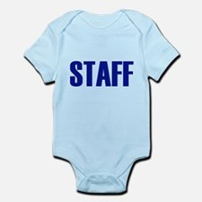 Staff Infant Bodysuit