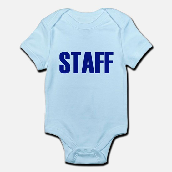 Staff Infant Bodysuit