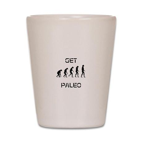 Get Paleo Shot Glass