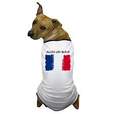 France World Cup 2010 Dog T-Shirt