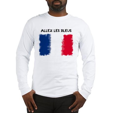 France World Cup 2010 Long Sleeve T-Shirt