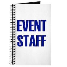 Event Staff Journal