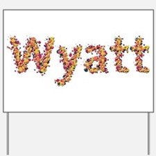 Wyatt Fiesta Yard Sign