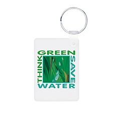Water Conservation Keychains