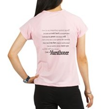 I Am a Marathoner Performance Dry T-Shirt